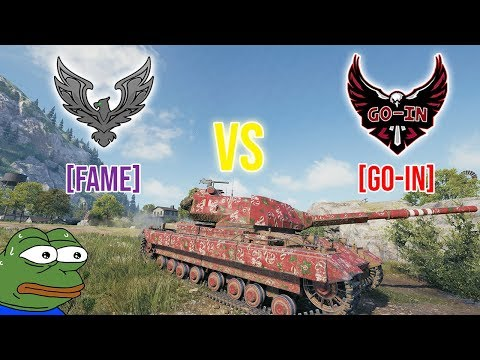 [FAME] vs [GO-IN]