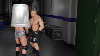 Combates en Backstage