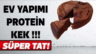 How To : Protein Cake | Ev Yapımı Protein Kek Yapımı [ Uzaktanpt.com ] | Fitness Motivation
