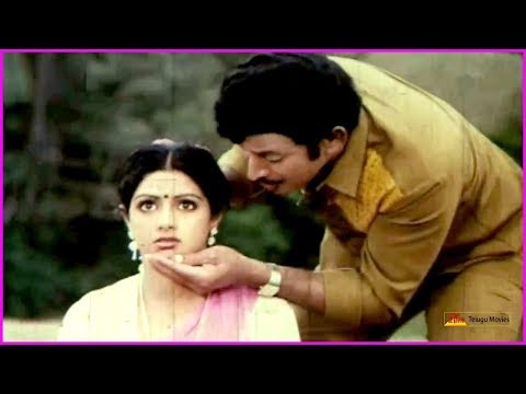 Super Hit Song Of Sridevi And Super Star Krishna | Jayam Manade Movie Video Songs