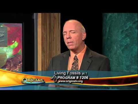 The Truth About The Fossil Record  Living Fossils Interview with Dr. Carl Werner