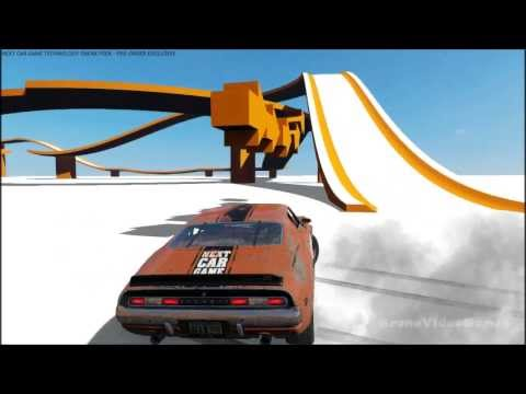 Next Car Game - Tech Demo Gameplay (PC HD)