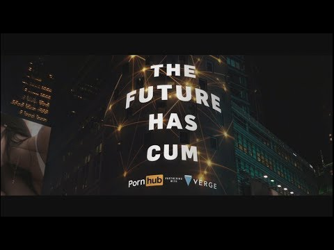 Pornhub and Verge Cryptocurrency - The Future has Cum