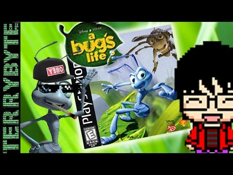 It's A Bug's Life (PS1) - TerryByte