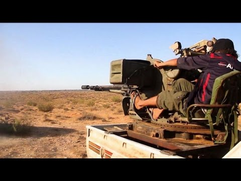 Libya militias continue military operations