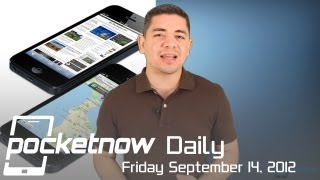 iPhone 5 Pre Orders Selling Out, LG-Qualcomm Event Details & More - Pocketnow Daily