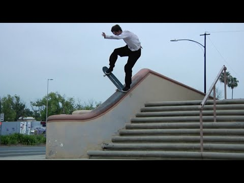 "Rough Cut: Ryan Lay's ""Seance"" Part"