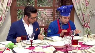 Yeşil Elma programında Çatal Kaşık nasıl tutulur ve Ana yemek zerafet Uzamanı açıklıyor.