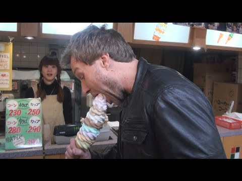 Furious Pete - Giant Brain Freeze Ice Cream Cone