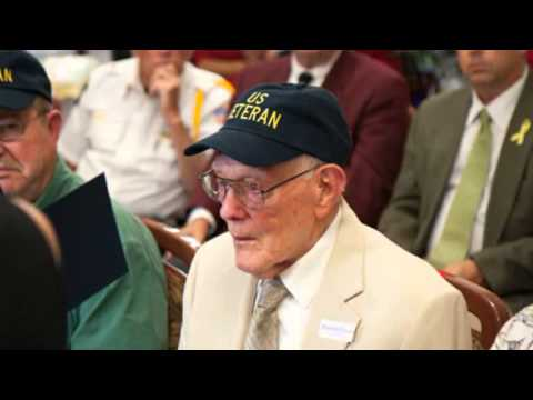 We Honor Vets - Hospice of Michigan & Chestnut Fields
