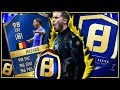 PRO F8TAL 🔥 TOTS HAZARD #05  - Finalen Upgrades 🤙 // FIFA 17 ULTIMATE TEAM