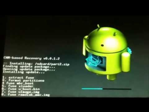 Formatear a Fabrica La Tablet A1-07 ideapad   LENOVO ROM