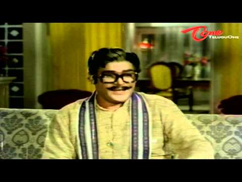 RaoGopala Rao Comedy Dialogues While Drinking