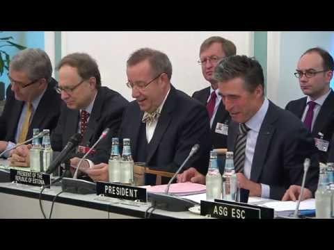 NATO Secretary General - Opening remarks to North Atlantic Council in Estonia, 09 May 2014