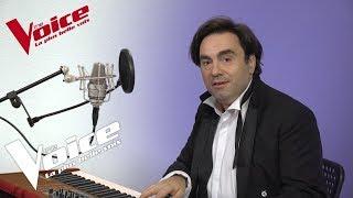 Charles Aznavour - Les Comédiens | Frédéric Longbois | The Voice France 2018 | La Vox des Talents