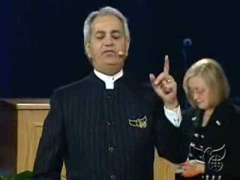Benny Hinn - Deliverance From Demons (1)