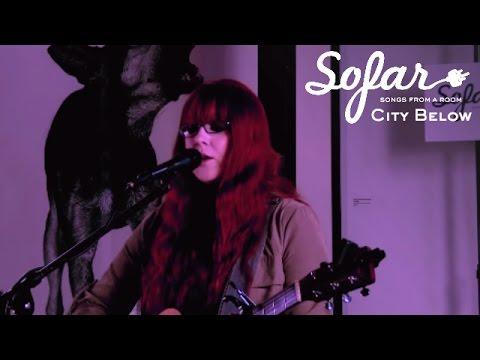 City Below - Green Dress | Sofar Raleigh
