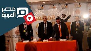 مصر العربية | صحفي يهاجم أبو الفتوح بسبب هتاف يسقط حكم العسكر