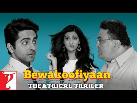 Bewakoofiyaan - Trailer with English Subtitles