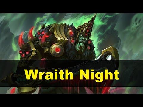 Dota 2 Reborn | Wraith Night | Игра на Выживание
