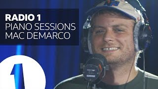 Mac DeMarco - K - Radio 1 Piano Sessions