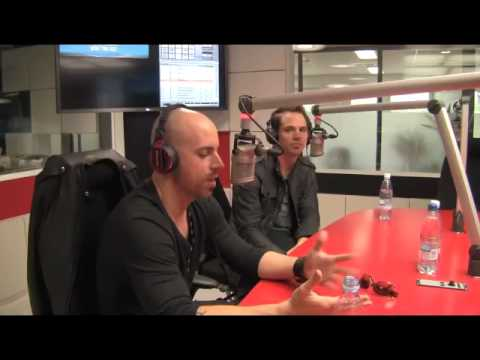 Daughtry interview on Radio Nova Finland (14.9)