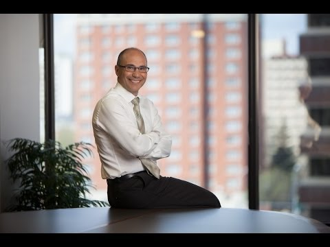 NAIT grad Ray Pisani is essential to business