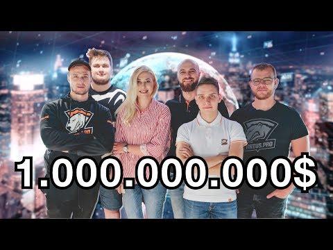 Zarabiają Miliony $. Jak Zostać Gamerem? Przyszłość Jest Dziś #1