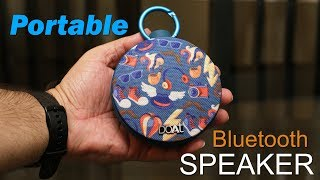 boAt Stone 260 review - portable Bluetooth speaker, looks different, priced Rs. 1,399