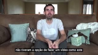 Pai grava vídeo para filha antes de morrer