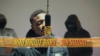 #SinSquad (GP x Uncs x KayyKayy) - Mad About Bars w/ Kenny Allstar [S3.E19] | @MixtapeMadness