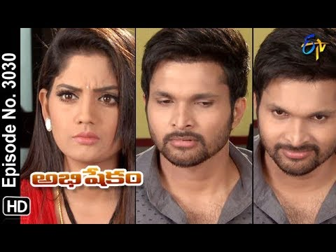Abhishekam | 2nd October 2018 | Full Episode No 3030 | ETV Telugu