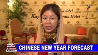 Chinese New Year forecast