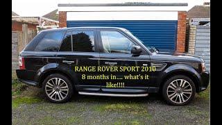Range Rover Sport 8 months in