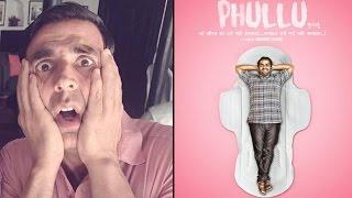 Phullu Movie's Theme Is Similar As Akshay Kumar's Padman | Bollywood Buzz