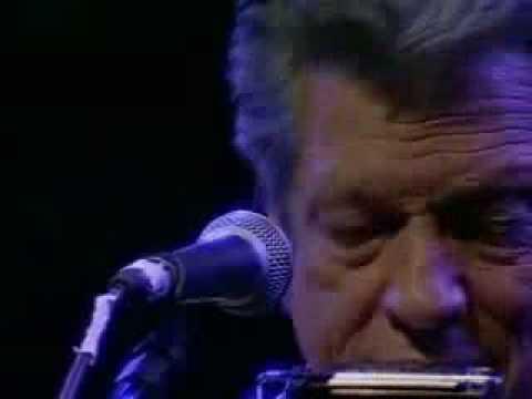John Hammond - Natu Nobilis Blues Festival - Porto Alegre - 2003