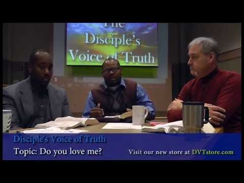 Disciple's Voice Of Truth - Do You Love Me? video