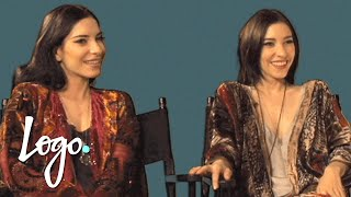 Lisa & Jessica Origliasso from