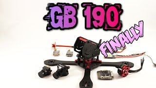 GB190 Quadcopter Kit Review. They are LISTENING!