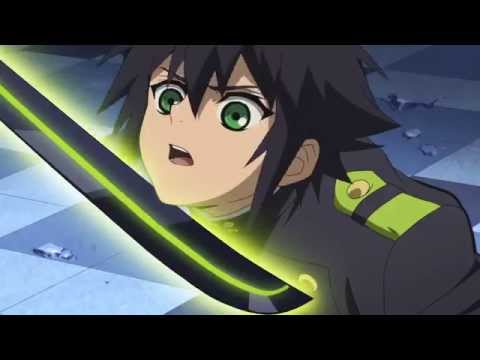 """Seraph of the End 2 """"Battle in Nagoya""""  Official Trailer 2015 HD"""