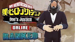 Air Walking On Toga Online! My Hero Academia: One's Justice Online Ranked #32