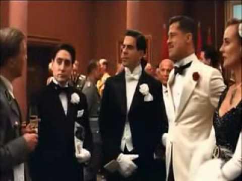Inglorious Basterds ENTIRE Italian Scene - YouTube