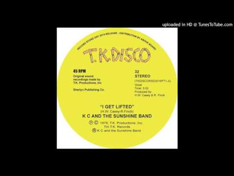K C and The Sunshine - I Get Lifted (Todd Terje Edit)