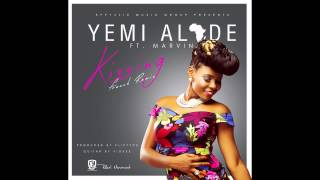Yemi Alade ft Marvin - Kissing (French Remix) Audio