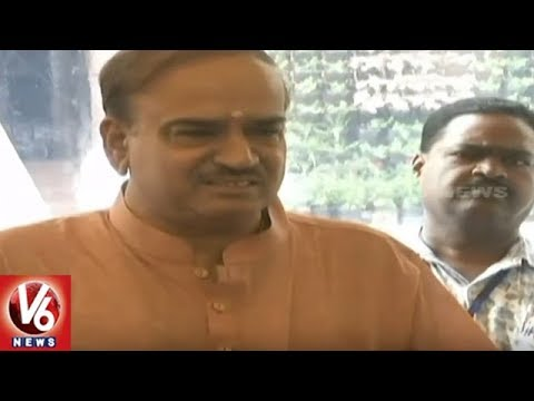 BJP MP Ananth Kumar Reacts Over Rahul Gandhi New Alliance | V6 News