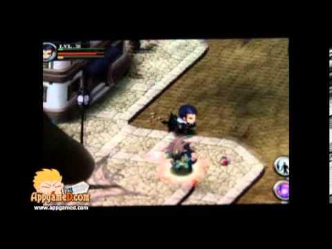 Zenonia-5 review skill Berserker  LV 1-35