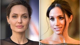 Meghan Markle want to be 'the next Angelina Jolie' - SHOCK Royal claim ahead of birth