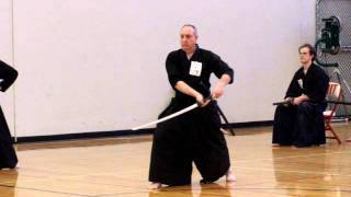 Greg, February 2012 Iaido Shinsa, NJIT