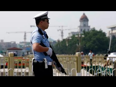 Tiananmen: China Lockdown For 25th Anniversary