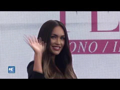 Regresa Megan Fox a México, al Fashion Fest 2017